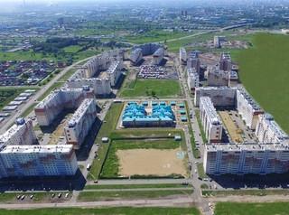 Школу в ЖК «Амурский-2» построят в 2019-2020 году