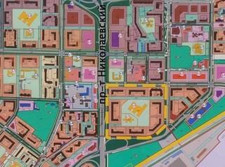 Что построят на месте частного сектора Николаевки?