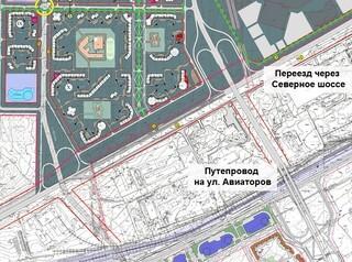 Начинается подготовка к строительству переезда в «Солонцы-2»