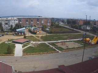 В Мегете благоустроят центральную площадь и аллею Любви