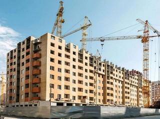 С начала года в Красноярском крае почти не сдали в эксплуатацию нового жилья