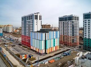 Федеральный девелопер построит более 400 тысяч «квадратов» жилья в Кемерове и Новокузнецке