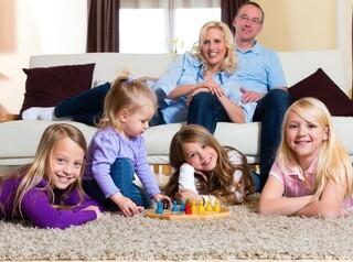 Выплату 450 тысяч рублей на ипотеку получат новые категории многодетных семей