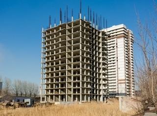 Два дома «Монтаж-Строя» на улице Шевченко будут достроены