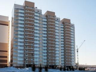 Досрочно сдан очередной дом в жилом комплексе «Родники»