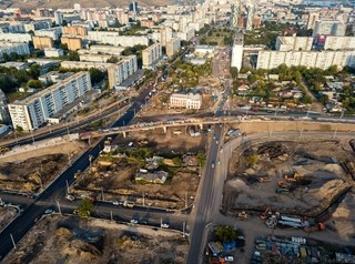Администрация изымает дома в Николаевке для строительства метро