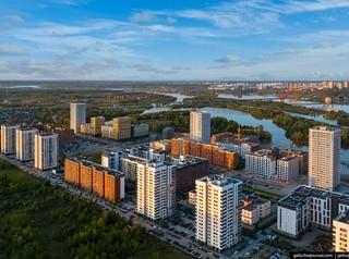 В Омск может зайти крупный федеральный застройщик