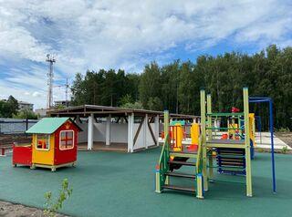 В Ангарске заканчивают строить новый садик