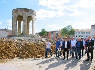 Общественные и социальные объекты в Кемерове строят без задержек