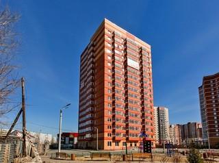 В Красноярске во время режима самоизоляции сдан в эксплуатацию жилой дом