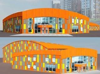 Центр игровых видов спорта начали строить в ЖК «Восточный»
