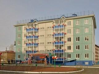 В Тулуне построили два дома для учителей и врачей