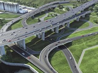 В Красноярске готовятся к строительству выезда из Академгородка на Николаевский мост