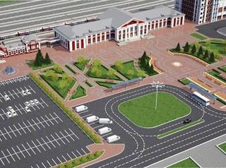 Вокзал Барнаула и привокзальную площадь ждет реконструкция