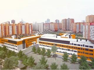 В Пашенном построят новую школу на 1280 мест