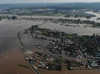 Границы зоны затопления в Тулуне внесены в Единый государственный реестр недвижимости