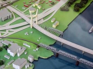 Когда начнется строительство четвертого моста через Обь в Новосибирске?