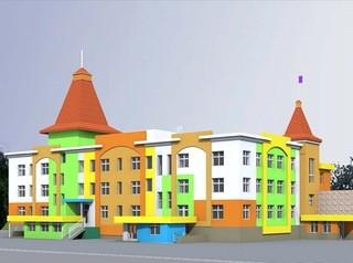В «Кемерово-Сити» построят еще один детский сад с бассейном