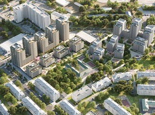 Прокуратура Новосибирска не смогла остановить строительство жилого квартала «Авиатор»