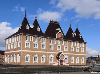 В Мариинске снесут развлекательный центр, построенный под видом частного дома
