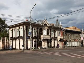 На слушаниях обсудят высотную застройку квартала в центре Красноярска