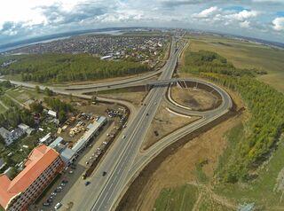 Росимущество отсудило участок по Байкальскому тракту