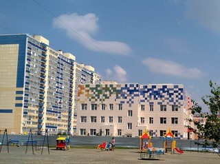 На Акатуйском жилмассиве построен новый детский сад