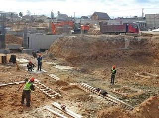 Детский сад на 280 мест строят на улице Лермонтова в Улан-Удэ