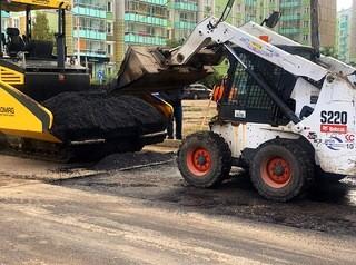Какие дороги будут построены в Красноярске за следующие четыре года?