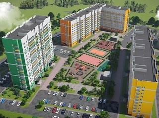 Компания «Алгоритм» строит новый жилой комплекс в Индустриальном районе