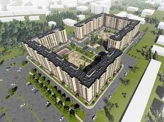 «Сибирь Девелопмент» возведет жилой комплекс в Калининском районе