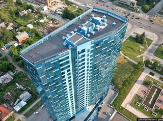 У станции метро «Октябрьская» построят два 27-этажных дома