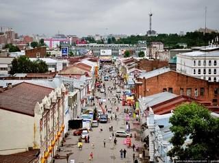 В Иркутске изменят облик главной пешеходной улицы города