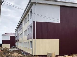 «Сиротские» дома в Куйтуне приняли с серьёзными недоделками