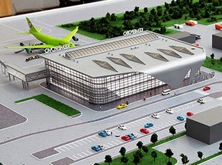 Новый терминал кемеровского аэропорта построит турецкая фирма