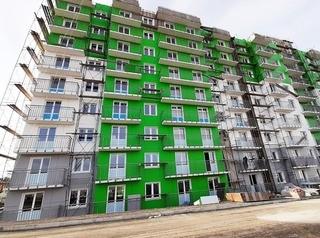 ЖК «Юго-Западный» планируют завершить в ноябре