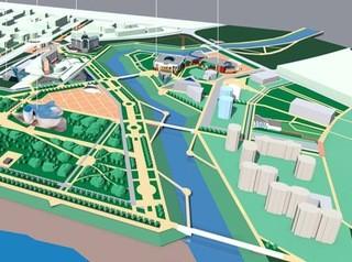 Квартал искусств в Кемерове построят за 2,7 миллиарда рублей
