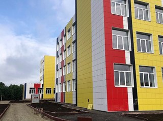 Три новых школы должны ввести в эксплуатацию в Кузбассе до конца 2020 года