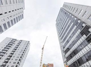 В 2020 году в Красноярске ввели меньше жилья, чем в 2019-м