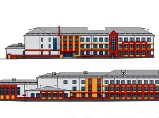В Новоалтайске строят новую школу