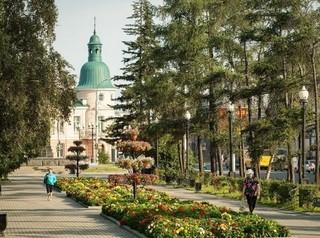 В Иркутске хотят сделать Семейный парк и Общественный квартал