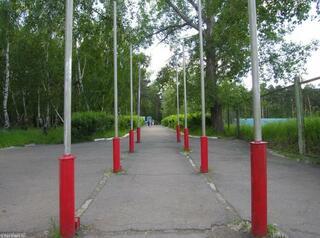 Парк культуры и отдыха в Черемхово обустроят за 4 млн рублей