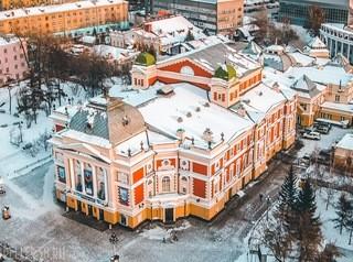 Каждый дом Иркутска получит паспорт фасада