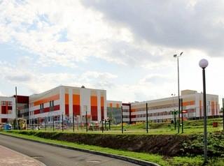 Завершилось строительство школы в «Южных Воротах»