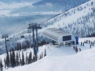 Более пяти миллиардов вложит инвестор в строительство горнолыжного комплекса в Шерегеше