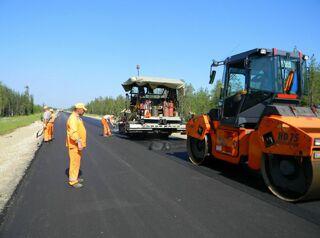 Правительство России выделено на ремонт дорог Томской области 730 млн рублей