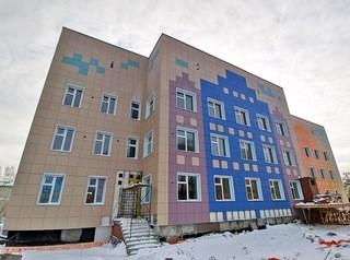 Три новых детских сада построят в 2020 году в Кировском районе Новосибирска