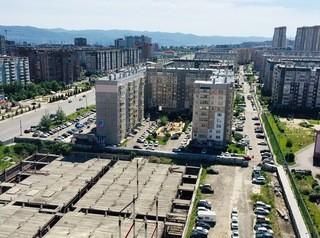 Администрация согласовала уплотнение застройки на двух участках на Взлетке и Бугаче
