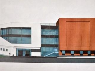 Спорткомплекс с шестью спортивными залами строят для Новосибирского колледжа олимпийского резерва