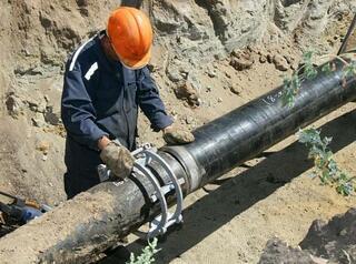 В двух кварталах Ангарска провели водопровод